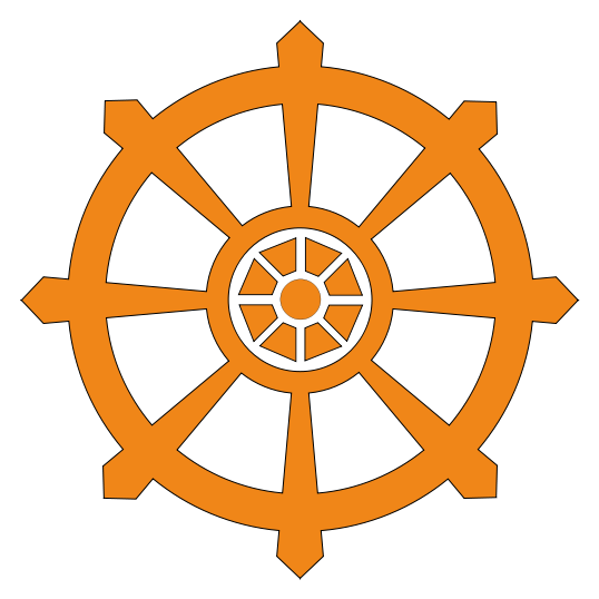 The Dharma Wheel « Daily Buddhism