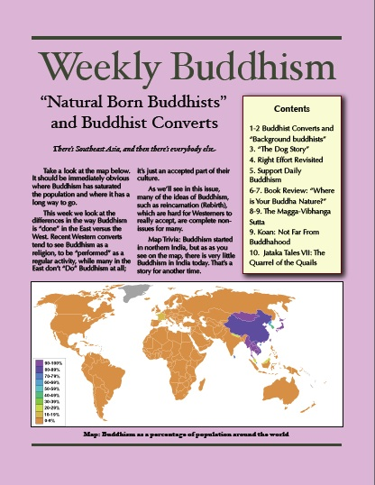 Weekly Buddhism Issue 8